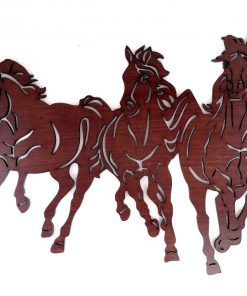 Trio caballos