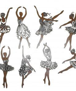 Juego de bailarinas 2