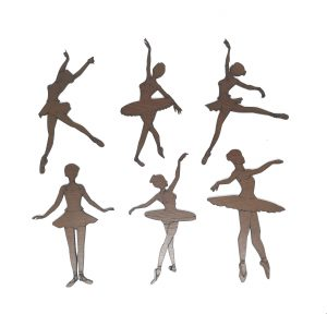 Set bailarinas