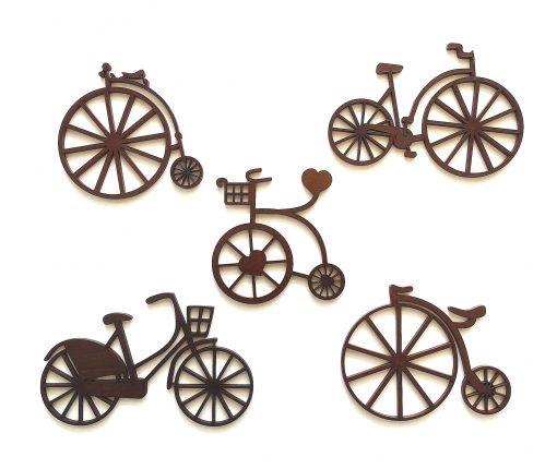 Set de bicicletas